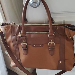 SOLE SOCIETY large purse